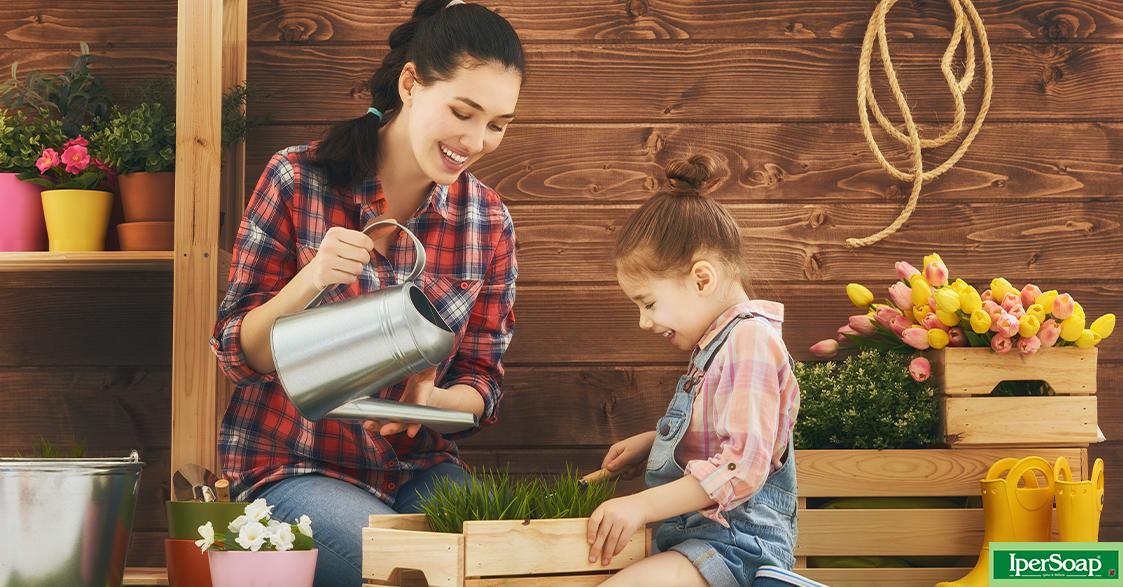 La psiche e le piante: il giardinaggio come terapia?