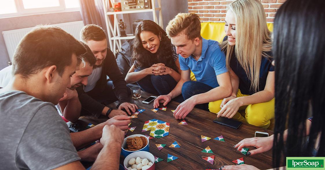 I giochi da tavolo: in una scatola l'emozione della sfida