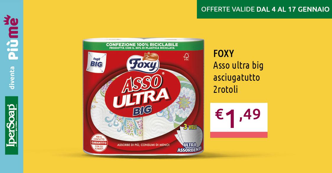 Offerta-Foxy